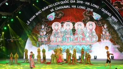 2018 National Tourism Year opens in Quang Ninh