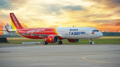 Vietjet opens two new air routes