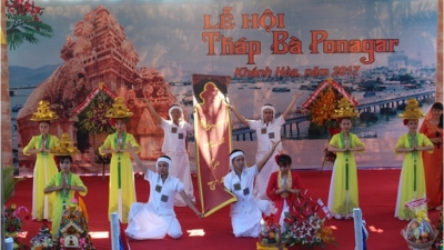 Khanh Hoa set for bustle of Ponagar Temple Festival