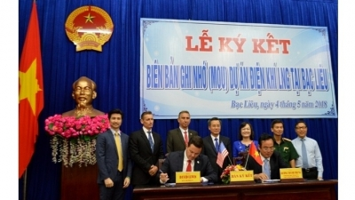 US$4 billion LNG-fueled power plant to be built in Bac Lieu