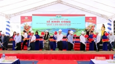 Work begins on bio-organic fertilizer plant in Vinh Phuc