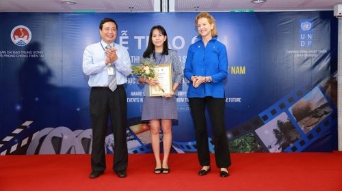 Winners of film contest about disaster prevention announced