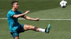 Soccer: 'I have biological age of 23', says Ronaldo