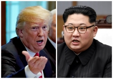Trump says DPRK summit could still happen June 12
