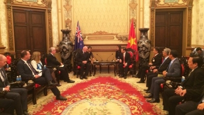 Ho Chi Minh City expects further cooperation with Australia