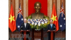 Vietnam, Australia resolved to advance relationship