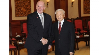 Vietnam attaches importance to ties with Australia: Party chief