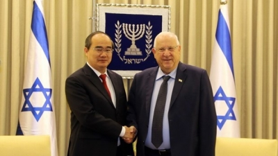 HCM City wishes to foster cooperation with Israel