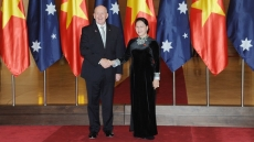 Vietnamese NA always supports partnership with Australia: Top legislator