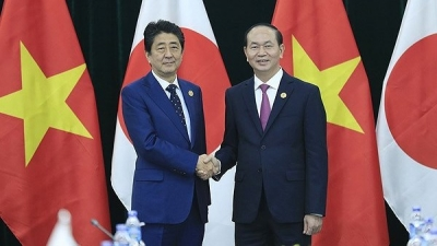 Strengthening Vietnam-Japan extensive strategic partnership