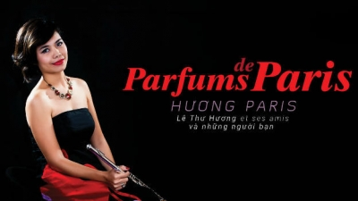 Flutist Thu Huong to perform in Hanoi