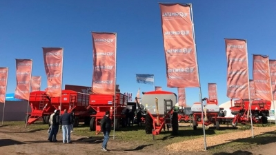 Vietnamese businesses attend largest agricultural fair in Argentina