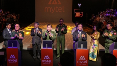 Viettel opens its 10th international mobile network in Myanmar