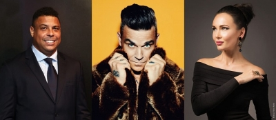 Robbie Williams, Aida Garifullina and Ronaldo to brighten up 2018 FIFA World Cup opening ceremony