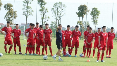 U-19 Vietnam to compete at four-team friendly tournament in Qatar