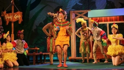 Theatres stage new plays to entertain Hanoian children during summer