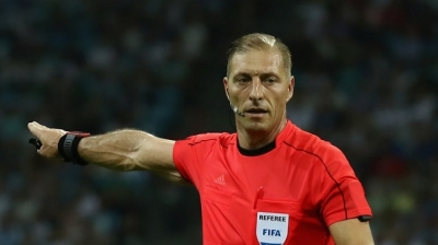 Nestor Pitana to referee the Opening Match of 2018 FIFA World Cup Russia™