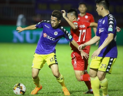 V.League Round 13 Preview: Hanoi FC to wrap up first leg unbeaten?