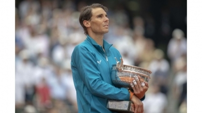 Nadal admits he thought he would have retired by now