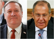 Lavrov, Pompeo discuss schedule of Russia-US political contacts
