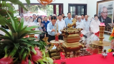 Former PM Vo Van Kiet commemorated in Vinh Long province