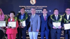 Asia Pacific cities' tourism promotion forum concludes
