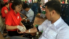 Red Journey: 1,500 blood units collected in HCM City