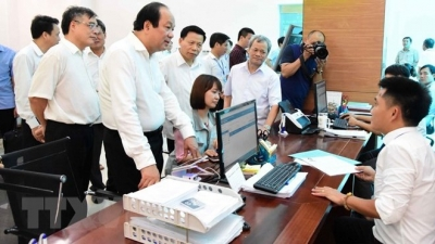 Bac Ninh praised for innovations in administrative reforms