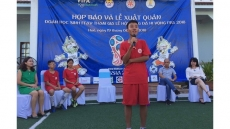 Vietnamese kids to join World Cup side event