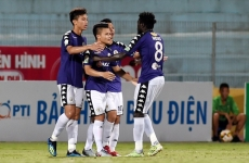 V.League: Hanoi FC fight back to beat SHB Da Nang 5-2