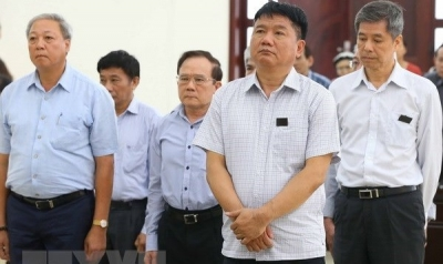 Court upholds sentence against Dinh La Thang in OceanBank case