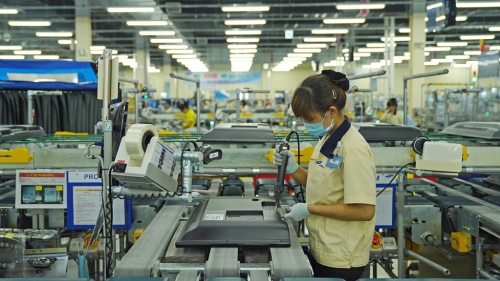 Vietnam's manufacturing growth robust but heavily reliant on FDI
