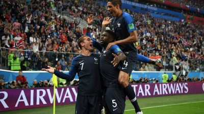 France on the brink of a new football dynasty