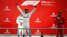 Motor racing - Hamilton retakes F1 lead with 'miracle' victory in Germany
