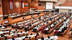 Cuba's president unveils new cabinet