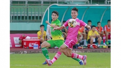 Saigon FC kindle hope for V.League 2018 survival