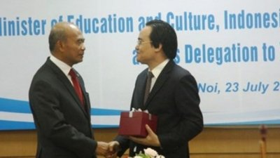 Vietnam, SEAMEO enhance cooperation in education