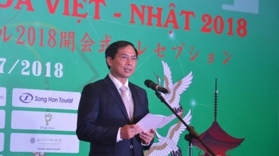 Da Nang hosts Vietnam - Japan cultural exchange festival