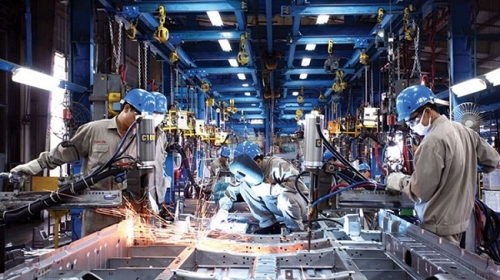 Vietnam's industrial production index up 10.9% in July