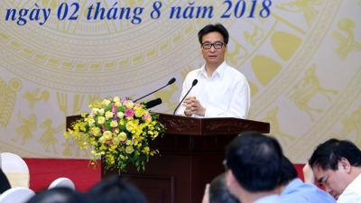 Deputy PM urges stronger educational reform