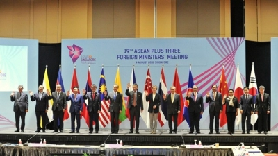 July 30 - August 5: Vietnam attends related meetings of AMM-51