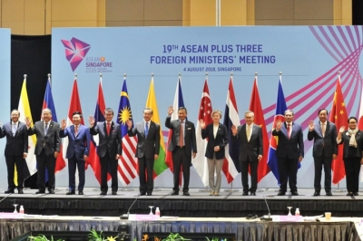 ASEAN+3 to contribute more to regional economic connectivity