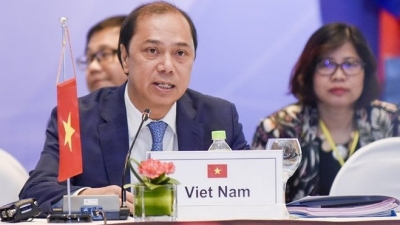 Vietnam actively realises ASEAN commitments: diplomat