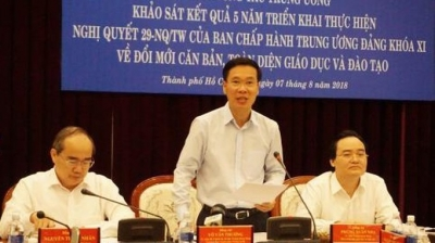 Education and training renewal in Ho Chi Minh City reviewed