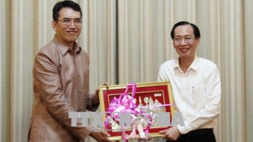 Ho Chi Minh City boosts science and technology cooperation with Laos