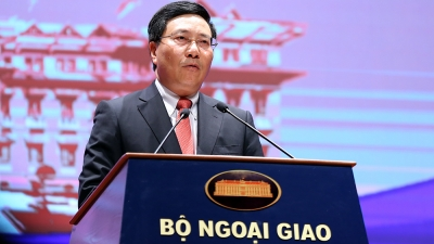 August 6-12: 19th National External Affairs Conference convenes in Hanoi