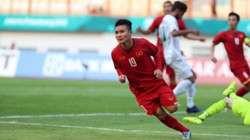 ASIAD 2018: Vietnamese football squad grabs international headlines