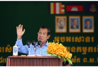 Cambodian PM says country very stable after recent general election