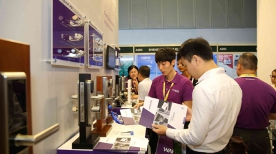 International exhibitions on glasstech, windows and doors open in Ho Chi Minh City