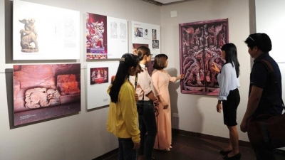Da Nang: Exhibition features traditional Vietnamese mascot